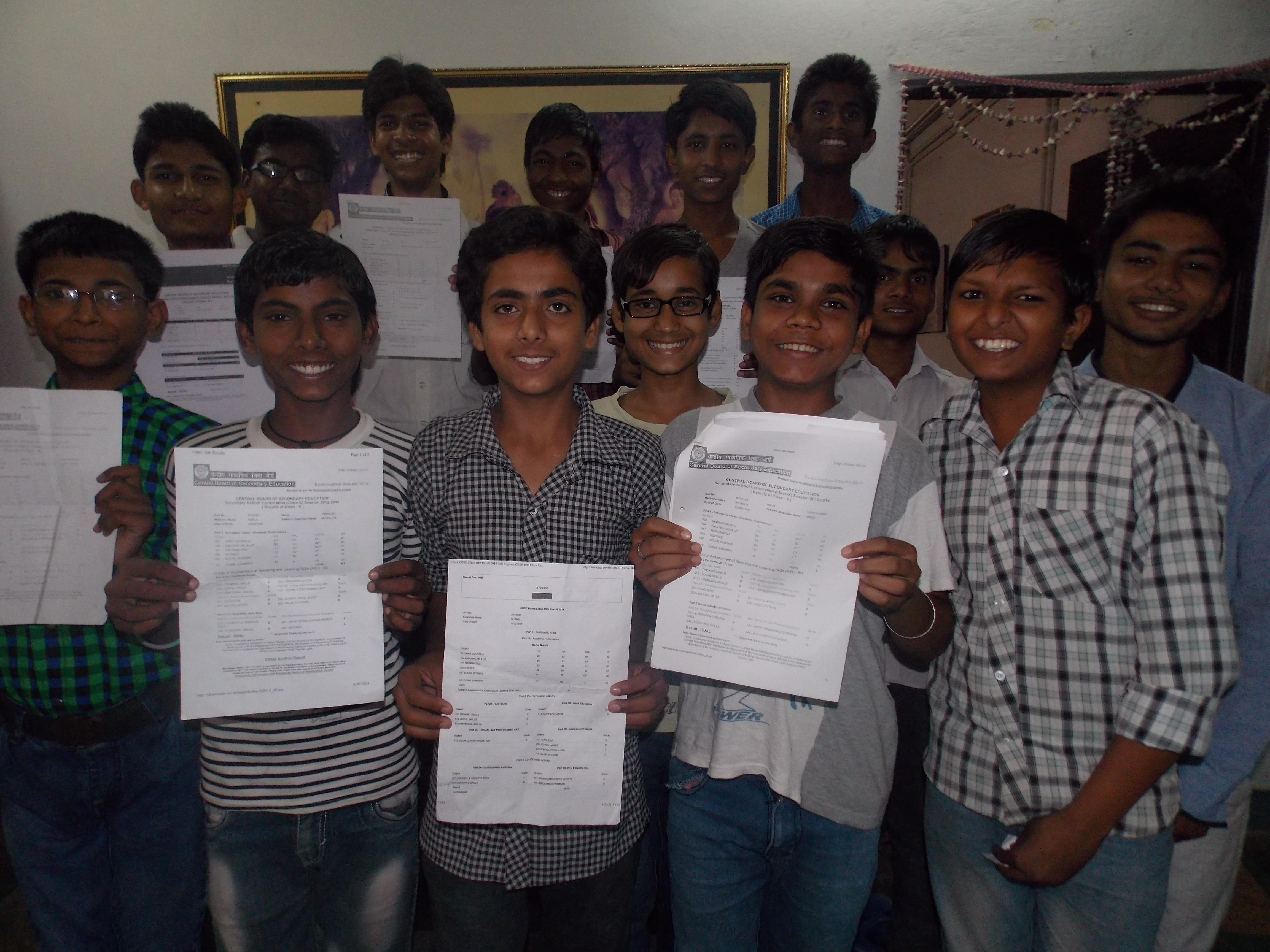 10th boys May 2014